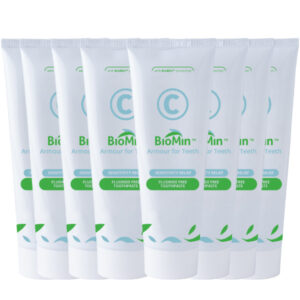Fluoride Free remineralising toothpaste