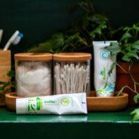 Vegan remineralising toothpaste